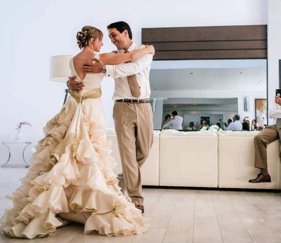Contraluz Films Baile de novios