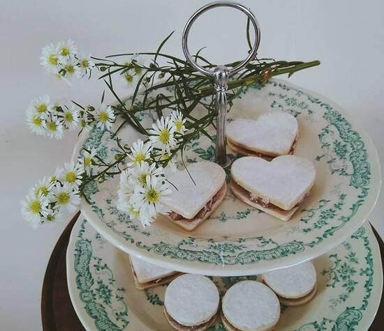 Antonia, dulces y salados
