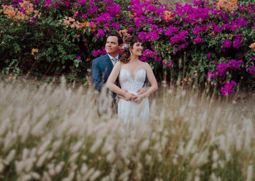 Organízate Wedding Planners: planeación, asesoría y decoración atemporal para bodas que son un éxito