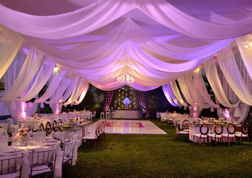 NC Eventos: comidas fusión y un sinfín de servicios de calidad para crear una boda exitosa