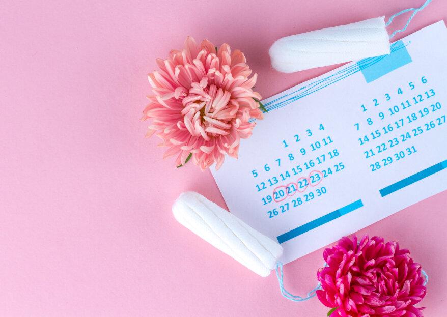 ¿Menstruación el día del matrimonio? Tener el período el día de tu boda ya no será un problema