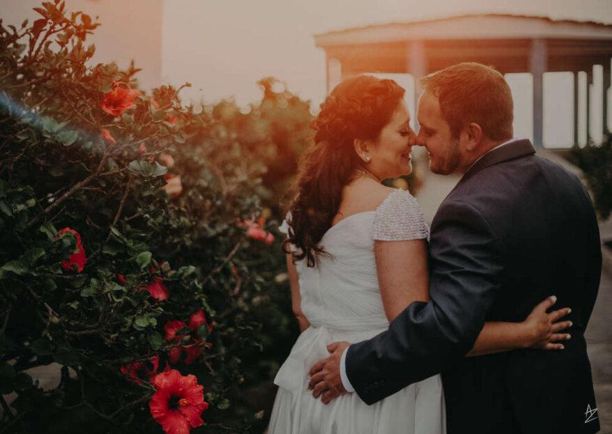 10 cambios que experimentará la novia durante la organización de su matrimonio