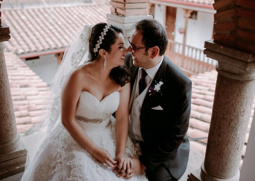 Carmen y Giuliano: cuando el amor supera distancias y tiene un final feliz