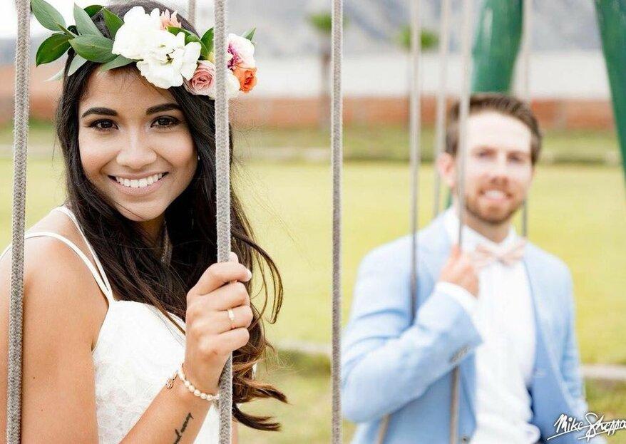 ¡Que tus ojos llamen la atención en tu matrimonio! Conoce los consejos de Nefra Make Up Studio