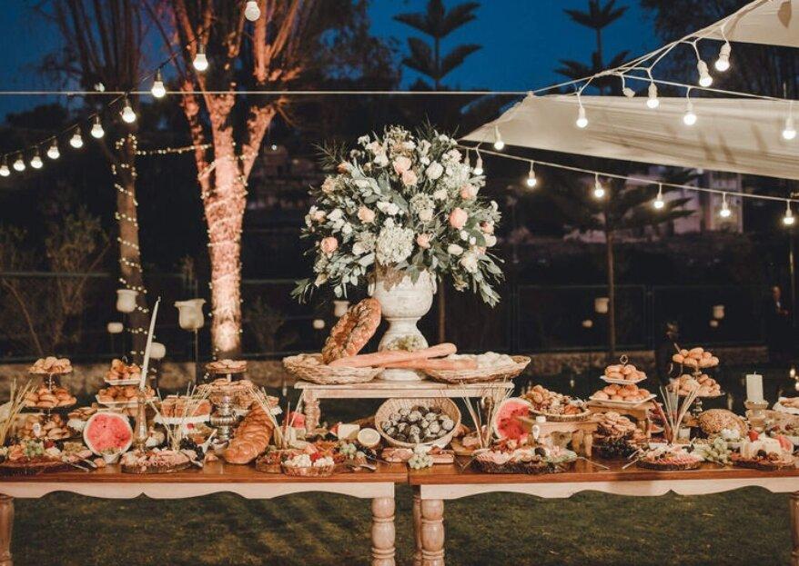 6 elecciones que convertirán tu boda en una gran fiesta