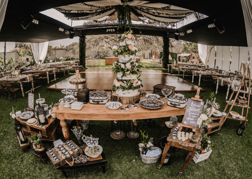 El catering es más que la comida de tu boda: ¡conoce lo que Kiliari puede hacer por ti en tu matrimonio!