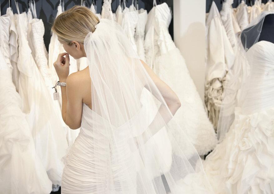 Cómo elegir tu vestido de novia: ¡los 5 pasos para encontrar el modelo ideal!