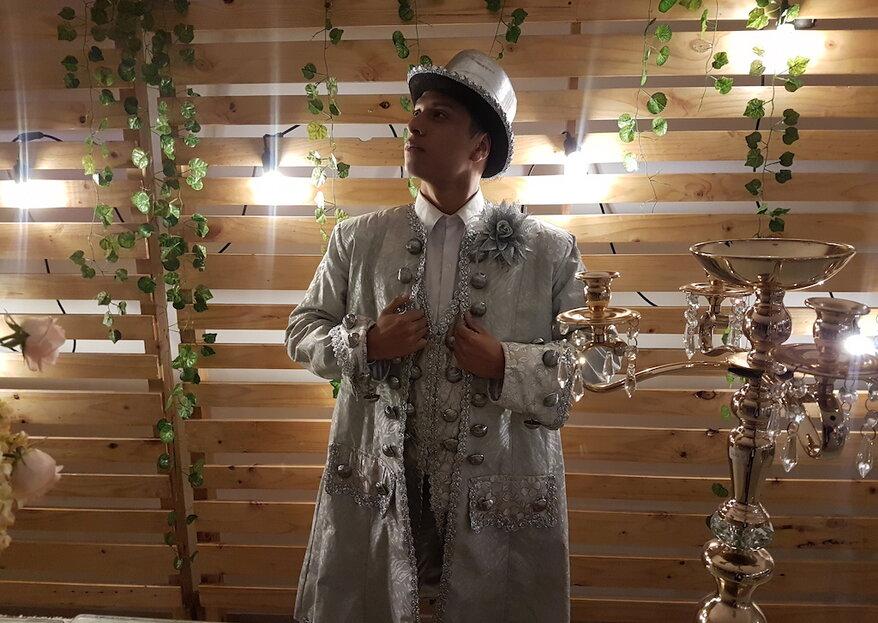 Con Atados Producciones, un show súper especial para tu boda, ¡deja que los artistas deslumbren y animen tu matrimonio!