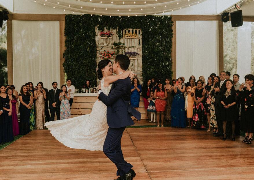 7 ideas de entretenimiento para la boda. ¡Nadie querrá irse!