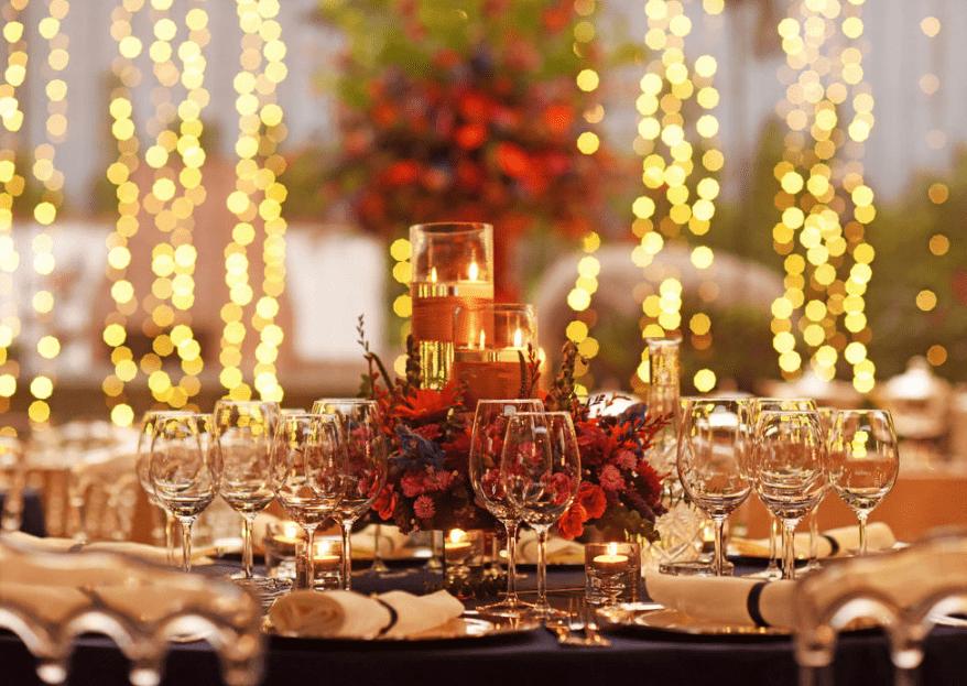 El catering de tu gran día será perfecto ¡no olvides estos detalles!