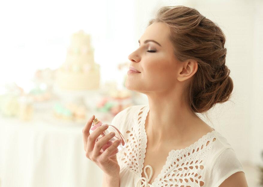 ¿Cómo elegir el perfume para mi matrimonio?