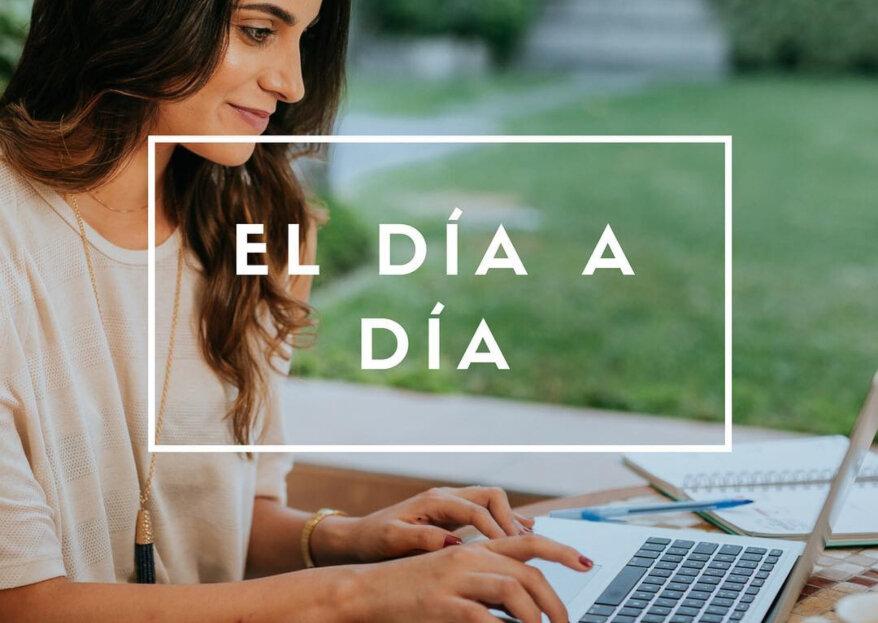 """Descubriendo """"Velo de Vainilla"""", el famoso blog de bodas de María Pía"""