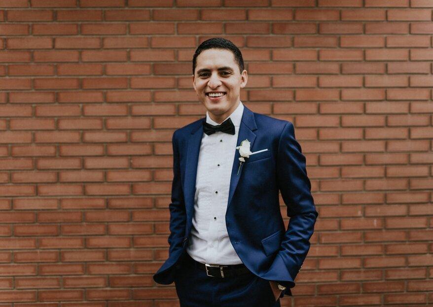 Yorgo Stratouris: trajes de novio artesanales con un estilo auténtico y elegante
