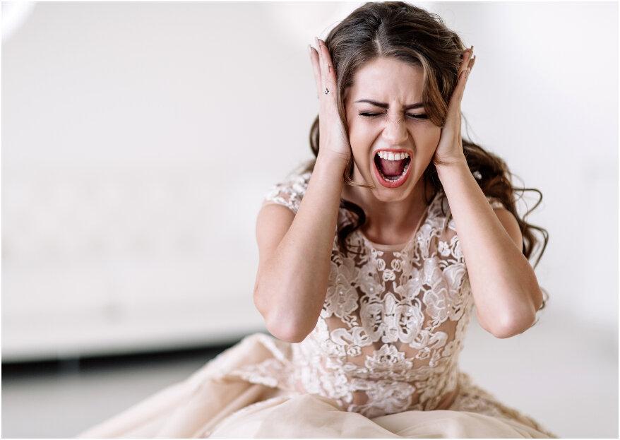 ¿Cómo sobrellevar el estrés por la organización del matrimonio? Te lo contamos