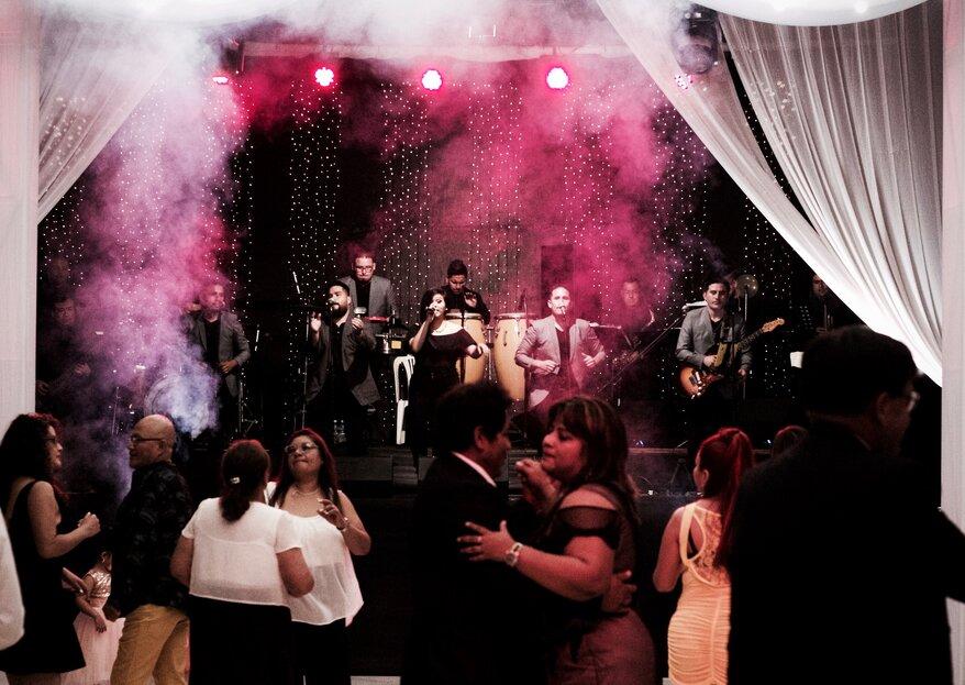 Todo lo que una orquesta de matrimonio puede hacer por ti en tu gran día