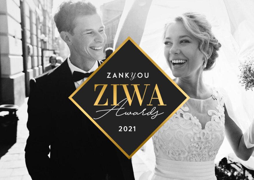 Llegan los ZIWA 2021 para reconocer a los mejores del sector nupcial