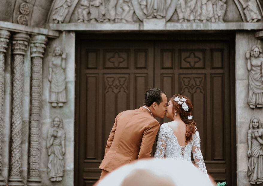 Cómo elegir la iglesia perfecta para tu matrimonio: ¡aquí los pasos!