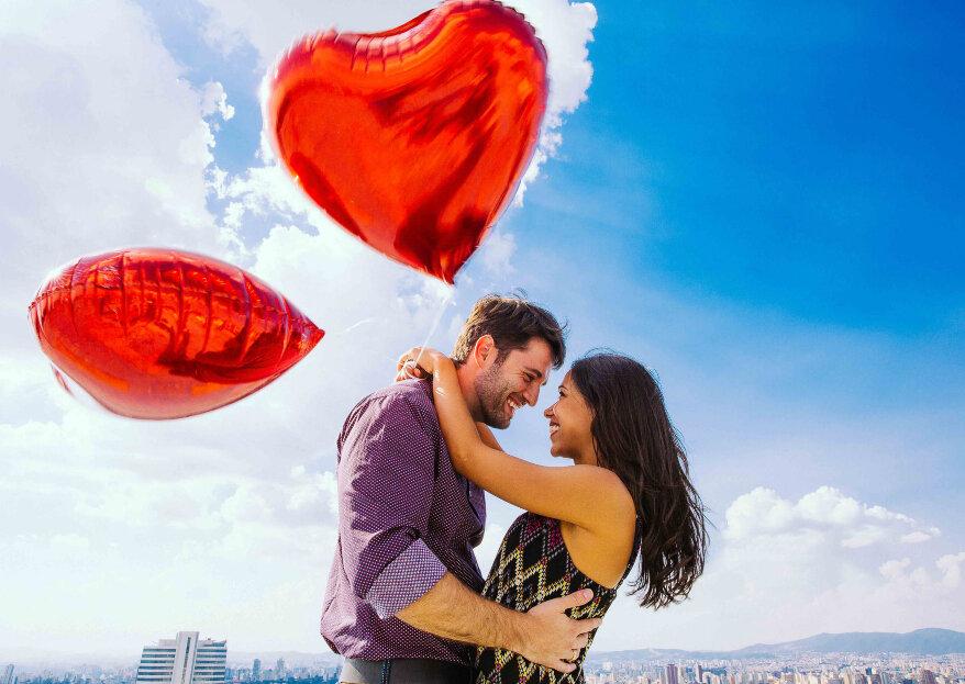Las pedidas de mano más originales y románticas. ¡Siete imperdibles consejos!