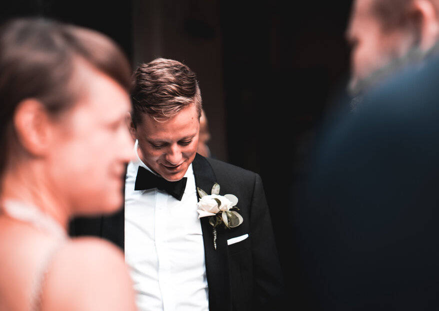 Elegir terno de novio: ¡5 consejos para lucirlo con estilo!