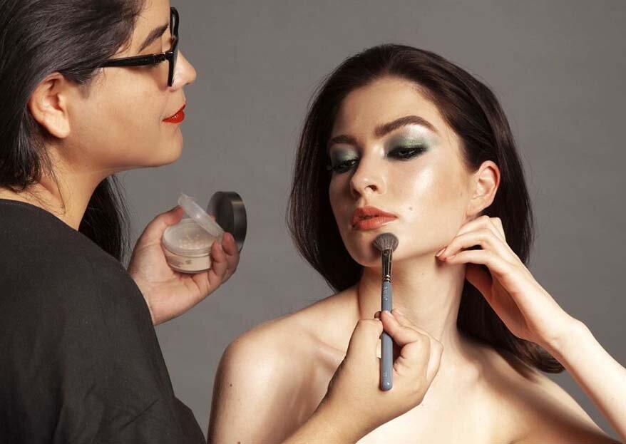 Conoce a estas expertas en maquillaje para lucir radiante el día de tu matrimonio