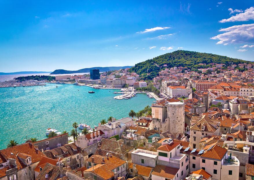 Luna de miel en Croacia: ¡el retorno mágico a la época medieval!