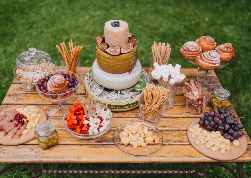 ¿Bocaditos dulces o salados para matrimonio? Los sabores que todos esperan