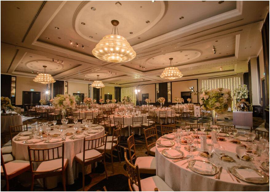 Los 10 mejores hoteles para recepción de matrimonio en Lima