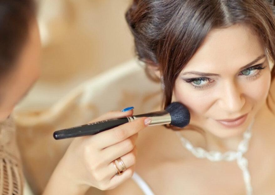 Elige al maquillador perfecto para tu matrimonio con estos 10 consejos