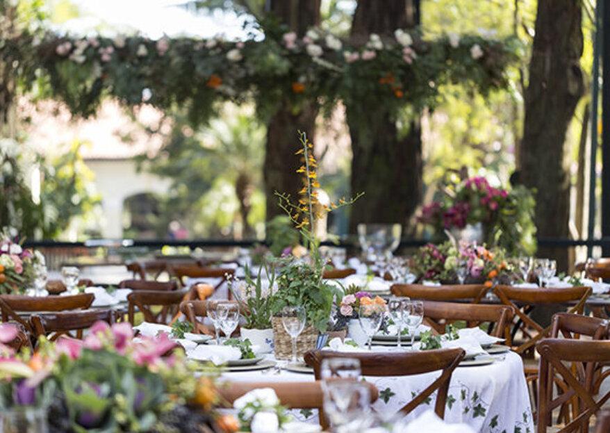 ¡Impresiona a tus invitados con el catering de tu matrimonio con estos expertos!