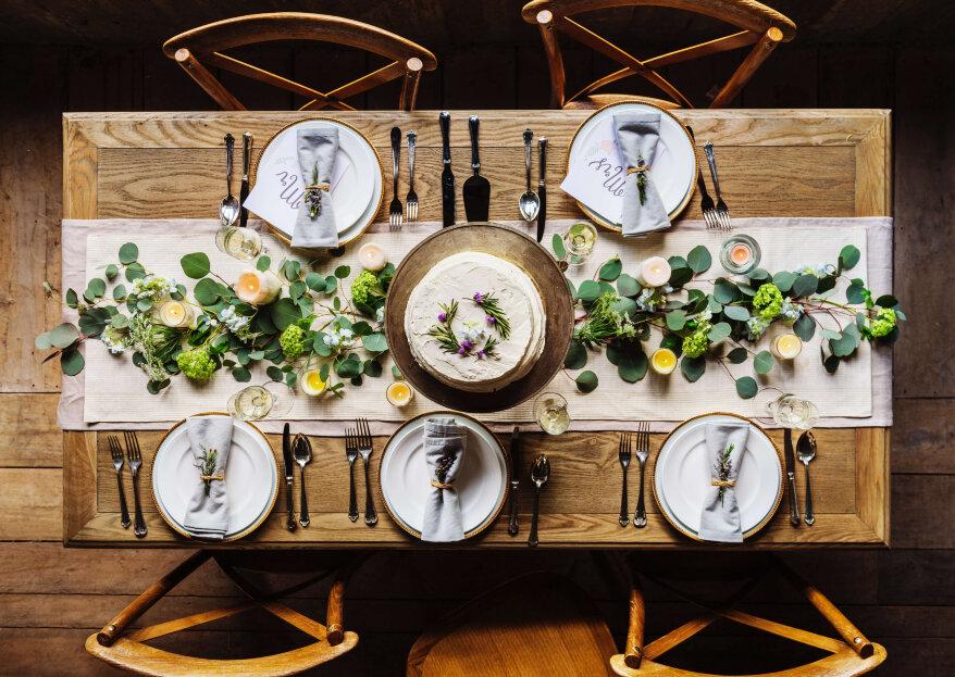 Cómo decorar un matrimonio rústico: ¡los 5 pasos para lucirte!