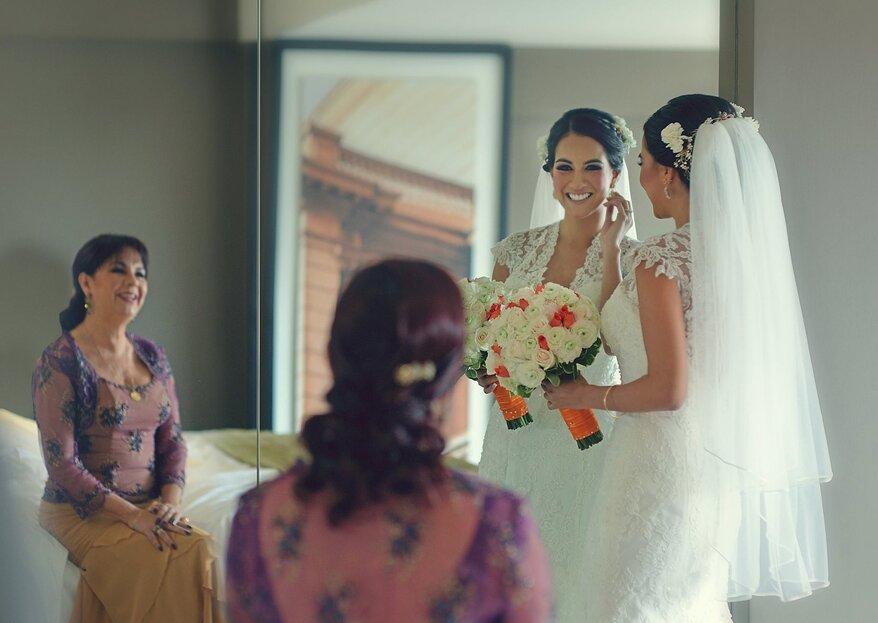 Seis características que tiene el fotógrafo de bodas perfecto. ¡Te encantarán estos profesionales!