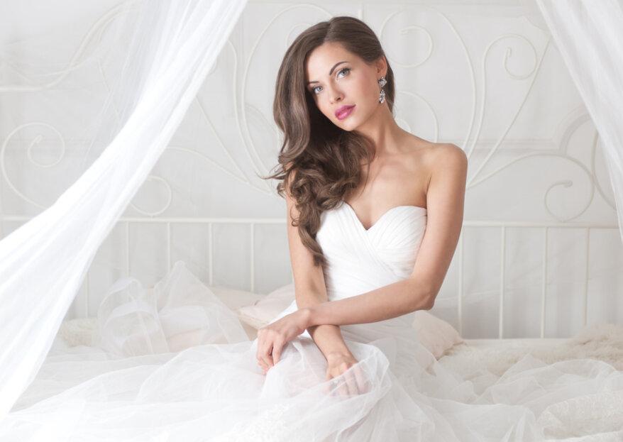 ¿Cómo combinar el vestido de novia con el maquillaje? Consejos de especialistas según tu estilo
