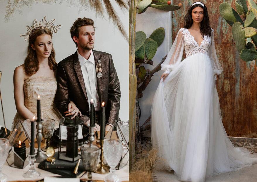 10 tendencias de boda 2021: el año que miramos con esperanza