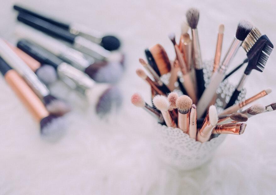 Maquillaje de ojos y labios para novias: conoce las tendencias de la temporada
