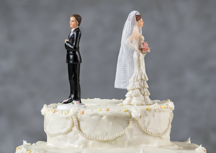¿Qué hacer si decides aplazar o cancelar tu matrimonio?