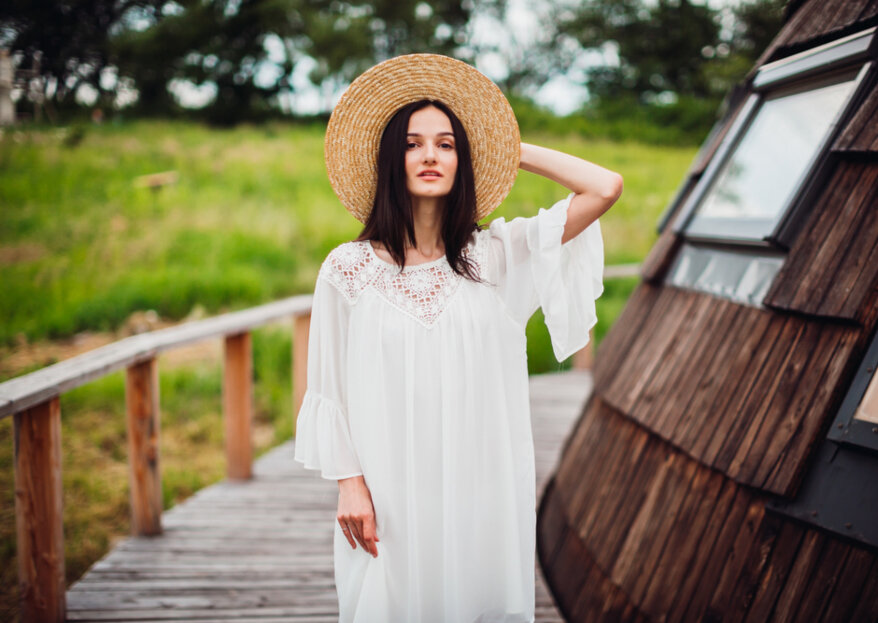 Las 9 prendas que NO debes llevar si estás invitada a una boda