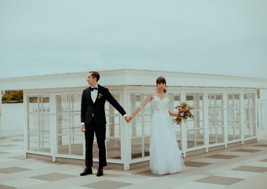 Claudia y Scott: de New York a Lima para cerrar un amor con broche de oro