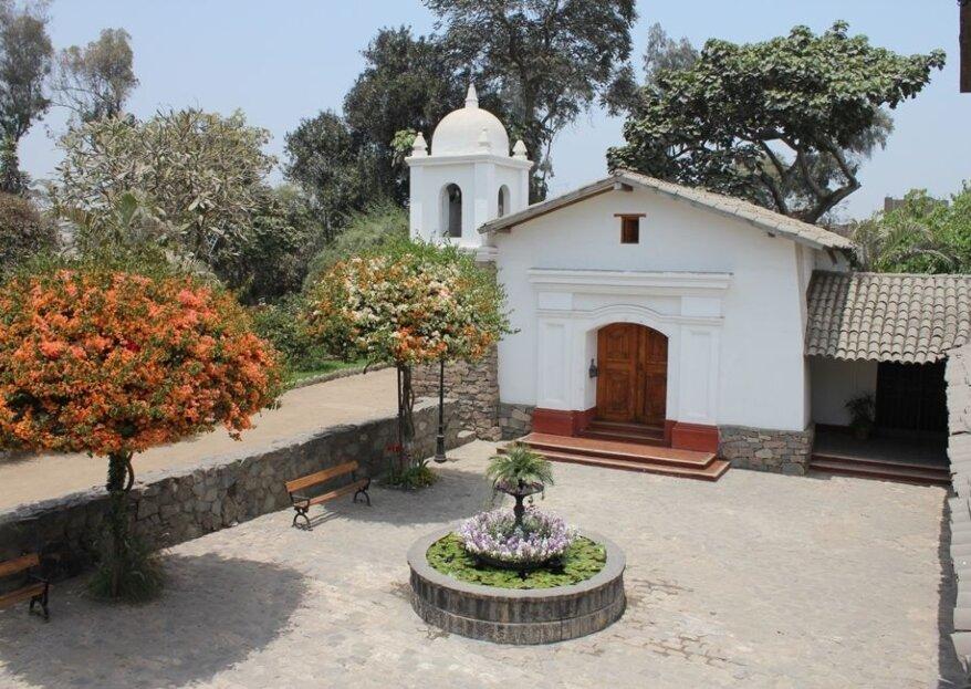 Hacienda Tres Cañas ofrece un paisaje incomparable para celebrar tu matrimonio