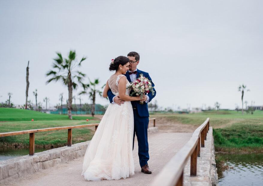 Daniela y Gonzalo: una boda con personalidad propia y tiernos detalles