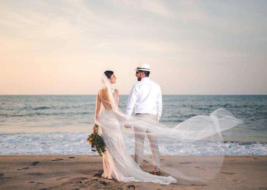 ¡Sigue los consejos de Novias.com by Pilar Oliva para tener una recepción de ensueño en tu matrimonio!