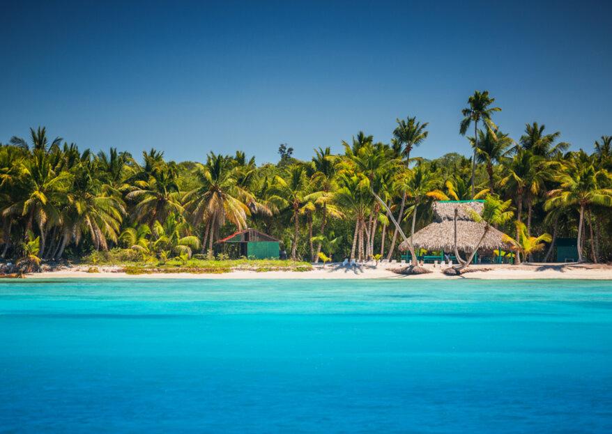 Disfruta de tu luna de miel en la República Dominicana. ¡Será todo un regalo para tus sentidos!