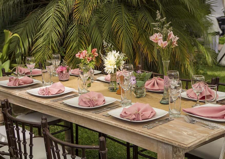 Deslumbra con la comida de tu matrimonio, ¡ricos platos con Brisa Producciones!