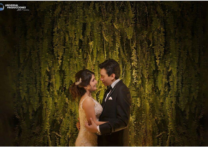 Aprovecha al máximo el servicio de fotografía y video para tu boda. ¡Conoce todo lo que pueden hacer por ti!
