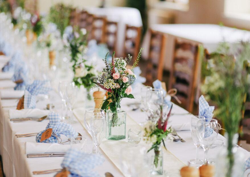 Cómo elegir el local para tu recepción de matrimonio. ¡5 aspectos clave!