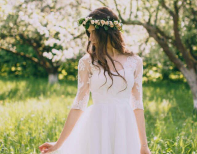 Vestidos de novia en Pisco