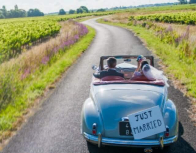 Autos para matrimonio en Ica
