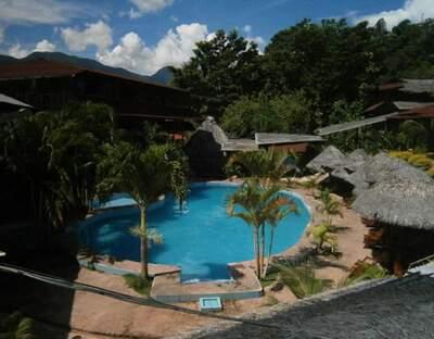 Madera Labrada Lodge