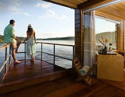 Delfin Amazon Cruises - Relais & Châteaux
