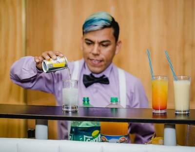 Tequila Bruce Barman