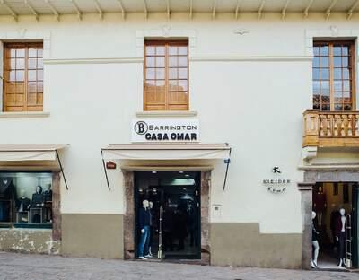 CASA OMAR CUSCO SRL